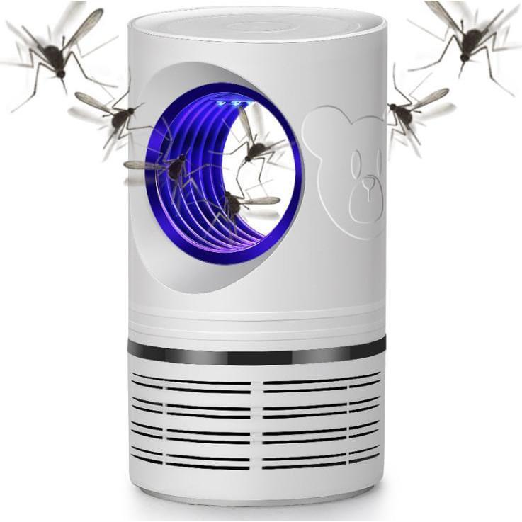 Đèn bắt muỗi thông minh thế hệ mới, không hoá chất độc hại