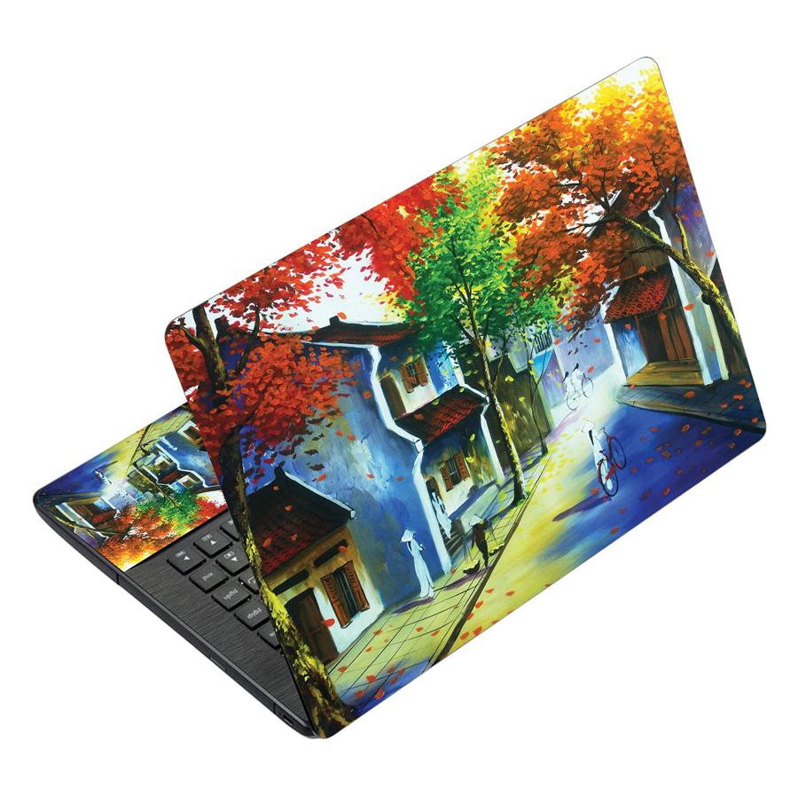 Mẫu dán Laptop Nghệ Thuật LTNT- 537