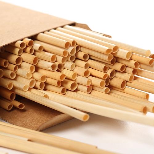 Ống hút cỏ lúa mì (Combo 100 ống)