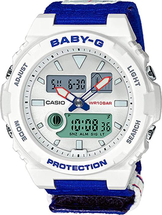 Đồng hồ Casio Nữ Baby G BAX-125-2ADR