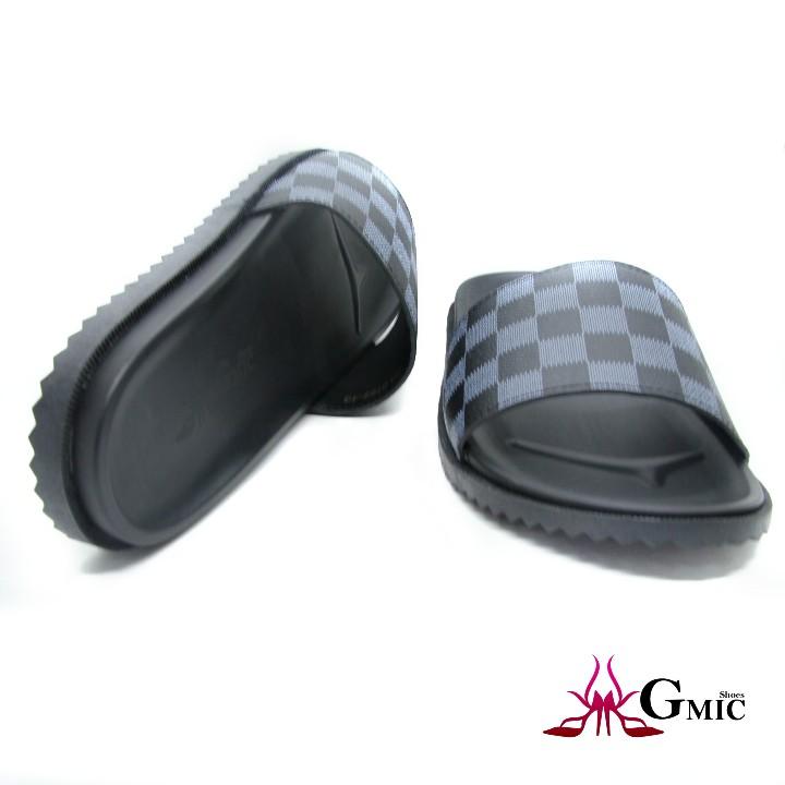 [MÃ CA0189 ] Dép Nam Quai Ngang Đẹp Chất, Đế Cao Su Chất Lượng Form Êm Chân, Giày Hiệu GMIC.