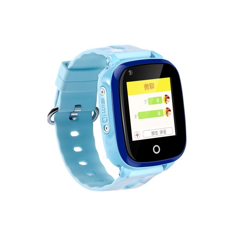 Đồng hồ điện thoại định vị trẻ em cao cấp nghe gọi video 4G Wifi