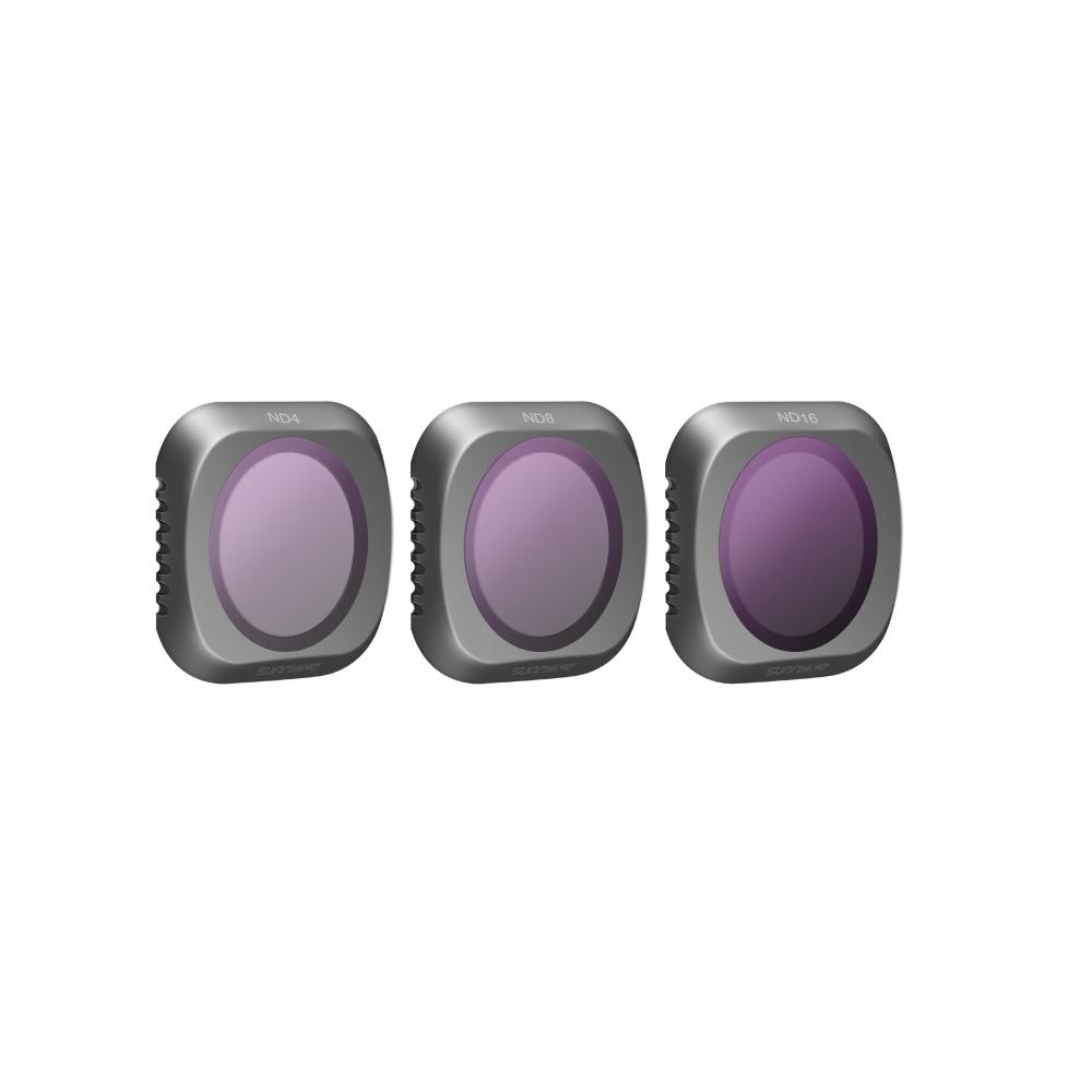 Combo 3 filter lens Mavic 2 pro - Hàng chính hãng Sunnylife