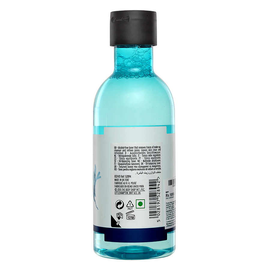 Nước Hoa Hồng The Body Shop Seaweed (250ml)