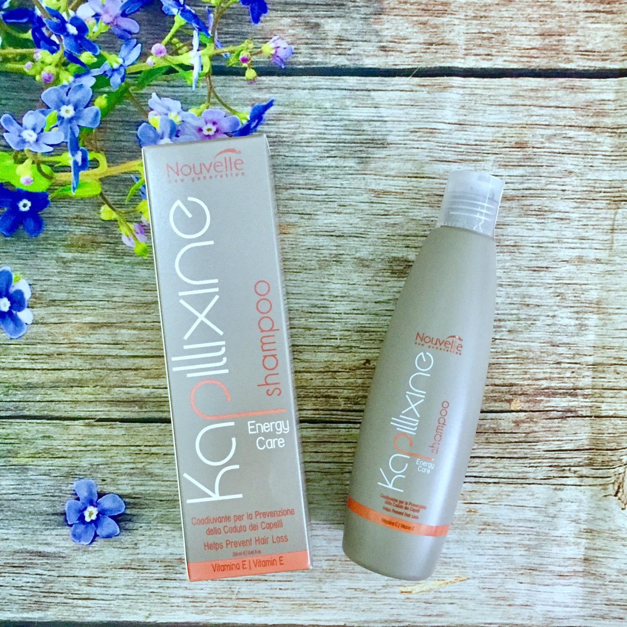 Dầu gội nhân sâm chống rụng tóc Nouvelle new Generation Kapillixine Energy Care Shampoo 250ml