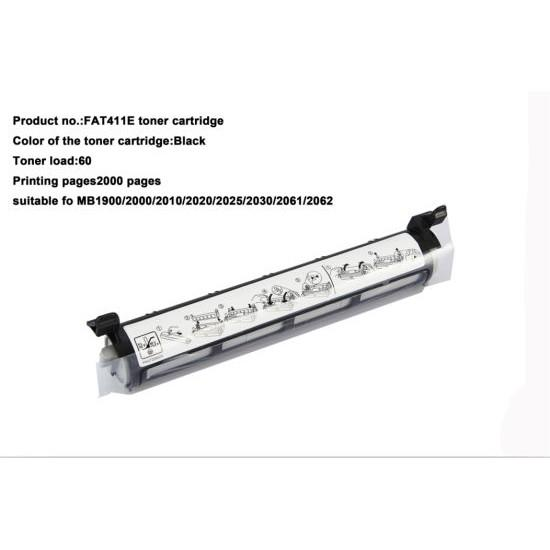 Hộp mực máy in Laser đen trắng Panasonic 92A -  Dùng cho máy in Panasonic 262,263,271,283,772,773,763