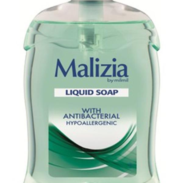 Xà phòng nước kháng khuẩn Milmil Soap With Antibacterial 300ml tặng kèm móc khóa