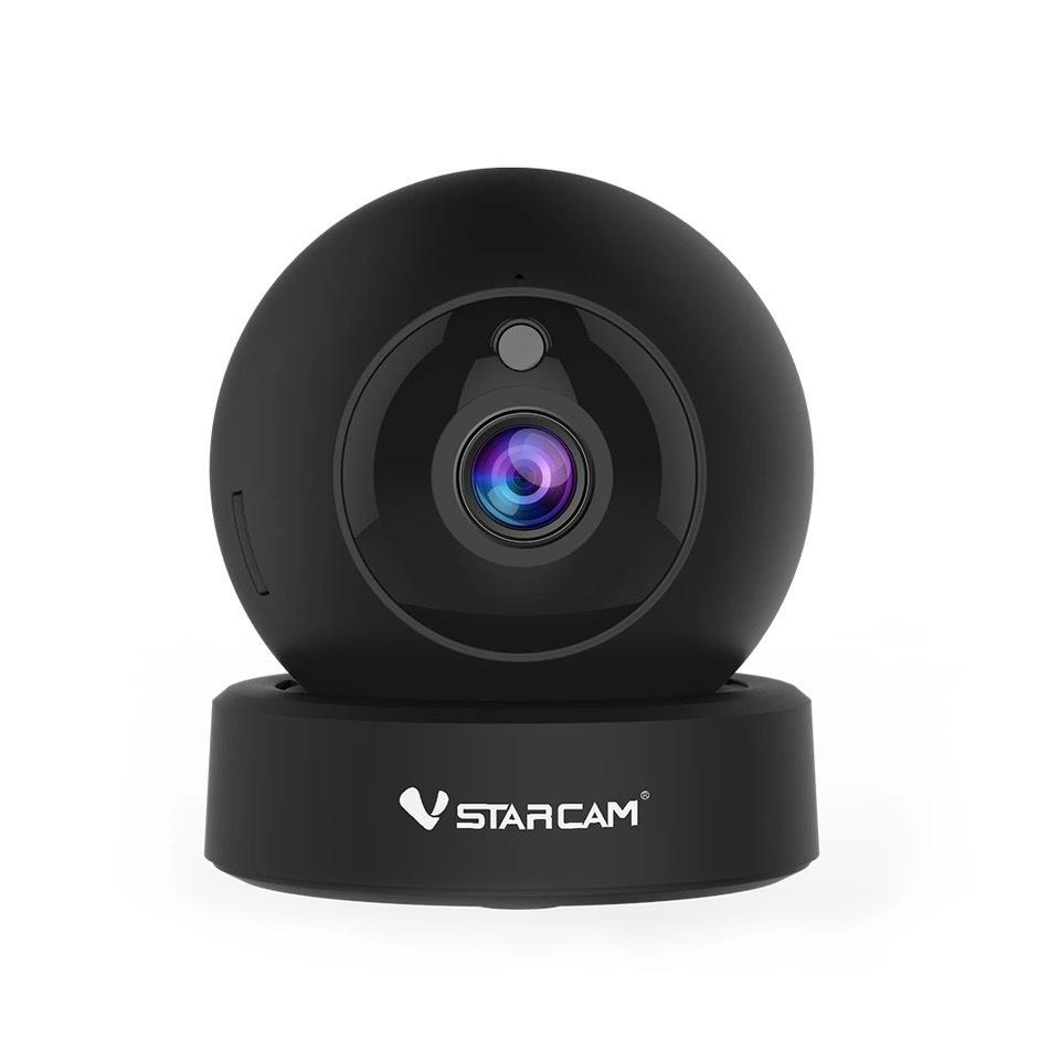 Combo Camera ip wifi không dây G43s 1080p 2MB Vstarcam , Kèm thẻ 32GB A1 4K Lexar - Hàng chính hãng