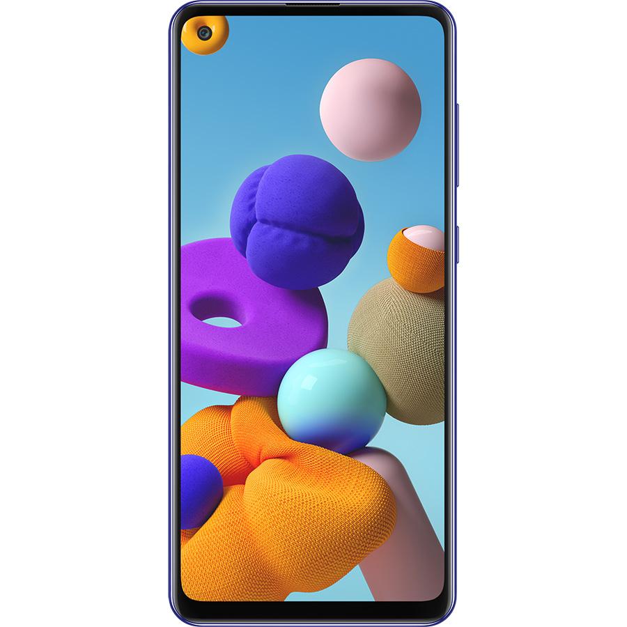 Hình ảnh Điện Thoại Samsung Galaxy A21s - Hàng Chính Hãng