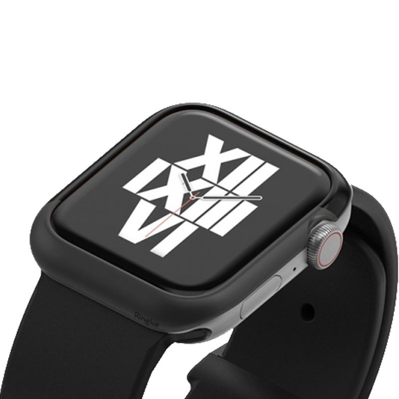 Viền Apple Watch 6/SE/5/4 44mm RINGKE Bezel Styling Stainless - Hàng Chính Hãng