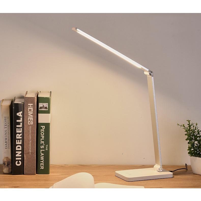Đèn LED Để Bàn Chống Cận Công Tắc Cảm Ứng 3 Chế Độ Sáng 5W MT-856