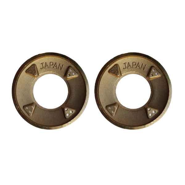 Bộ điếu inox, sen đồng. Sử dụng cho các dòng bếp kính, inox phổ thông - Hàng chính hãng