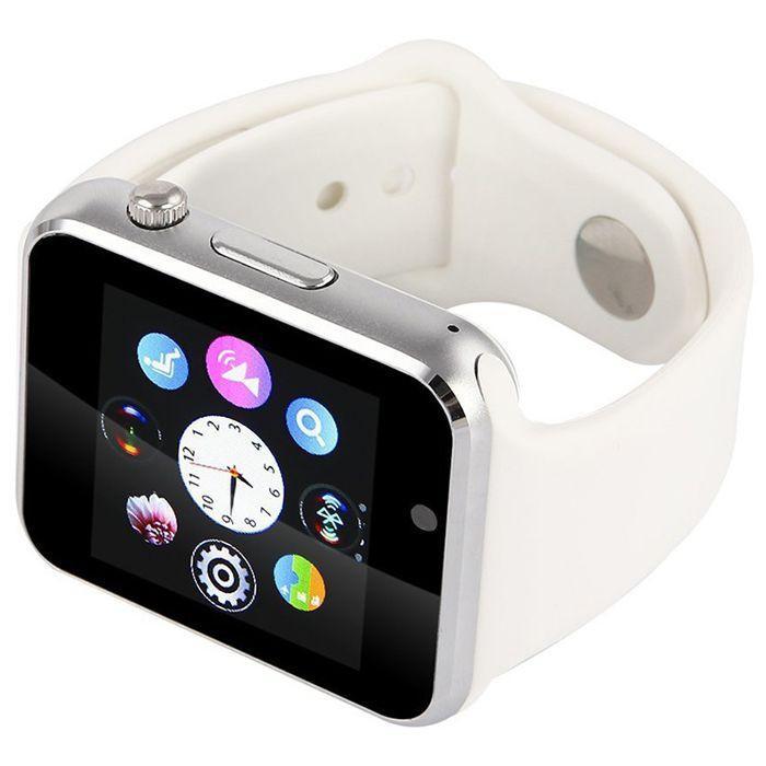 Đồng hồ thông minh A1 Màu trắng