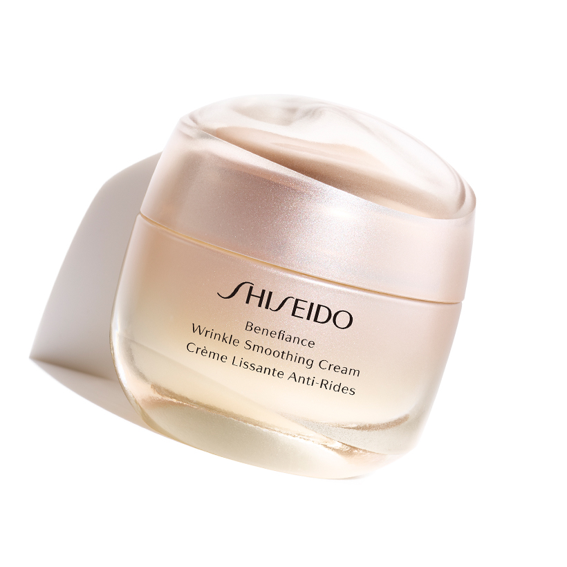 Kem dưỡng da chống lão hóa Shiseido Benefiance Wrinkle Smoothing Cream 50ml  - Kem ngăn ngừa lão hóa | MuaDoTot.com