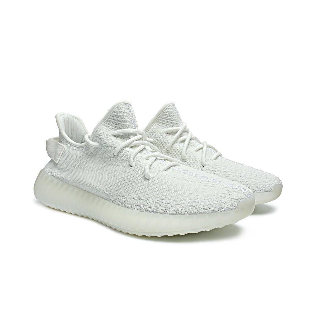 Giày Sneaker Nam Nữ 350 V2 Full Trắng