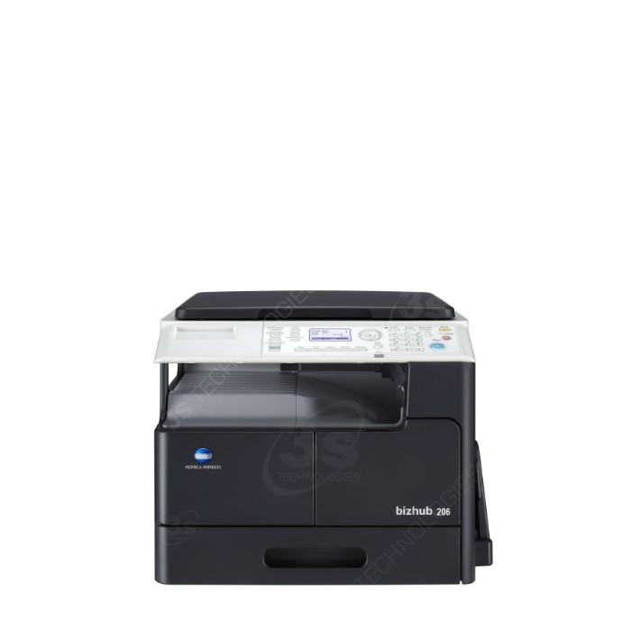 Máy photocopy chính hãng BIZHUB 206
