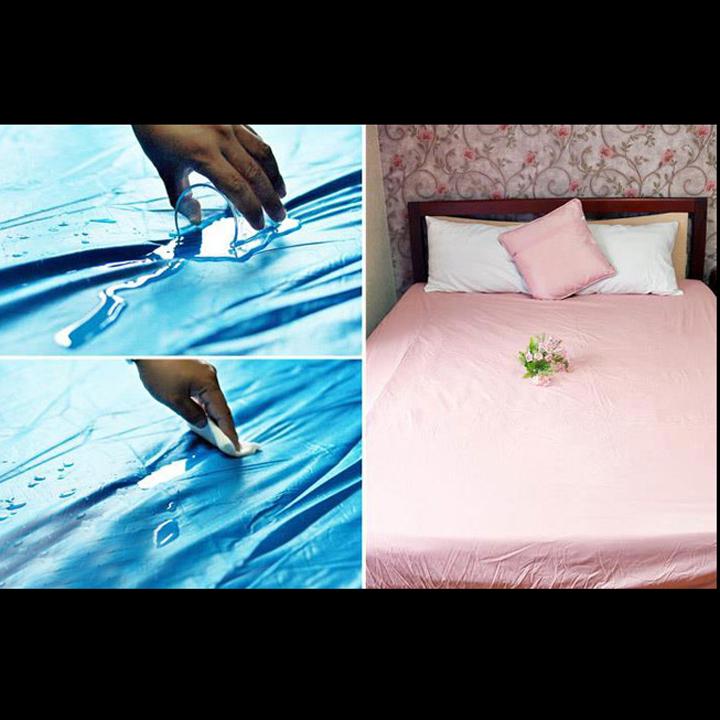 Drap Giường Chống Thấm 2m (giao màu ngẫu nhiên)