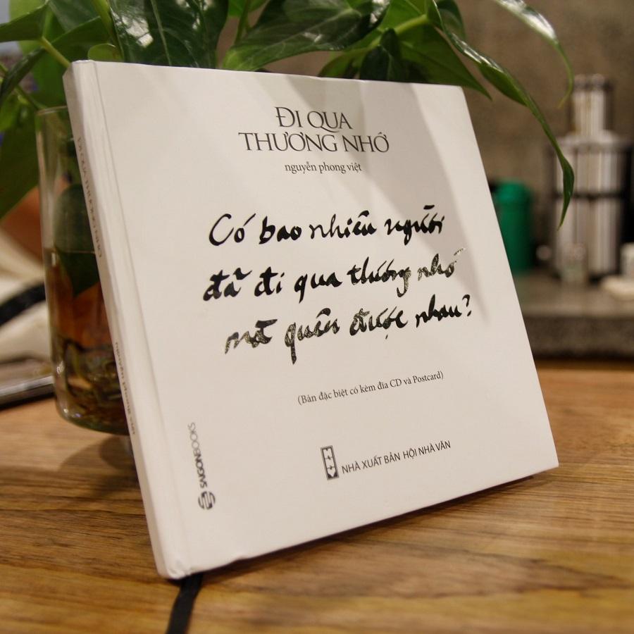 Bộ 3 cuốn Tác giả Nguyễn Phong Việt: Về đâu những vết thương + Đi qua thương nhớ + Sao phải đau đến như vậy