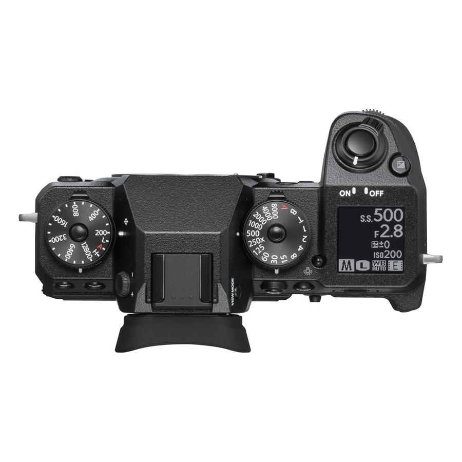 Máy Ảnh Fujifilm X-H1 Body - Hàng Chính Hãng