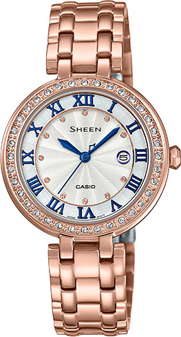 Đồng hồ Casio SHEEN SHE-4034PG-7AUDR
