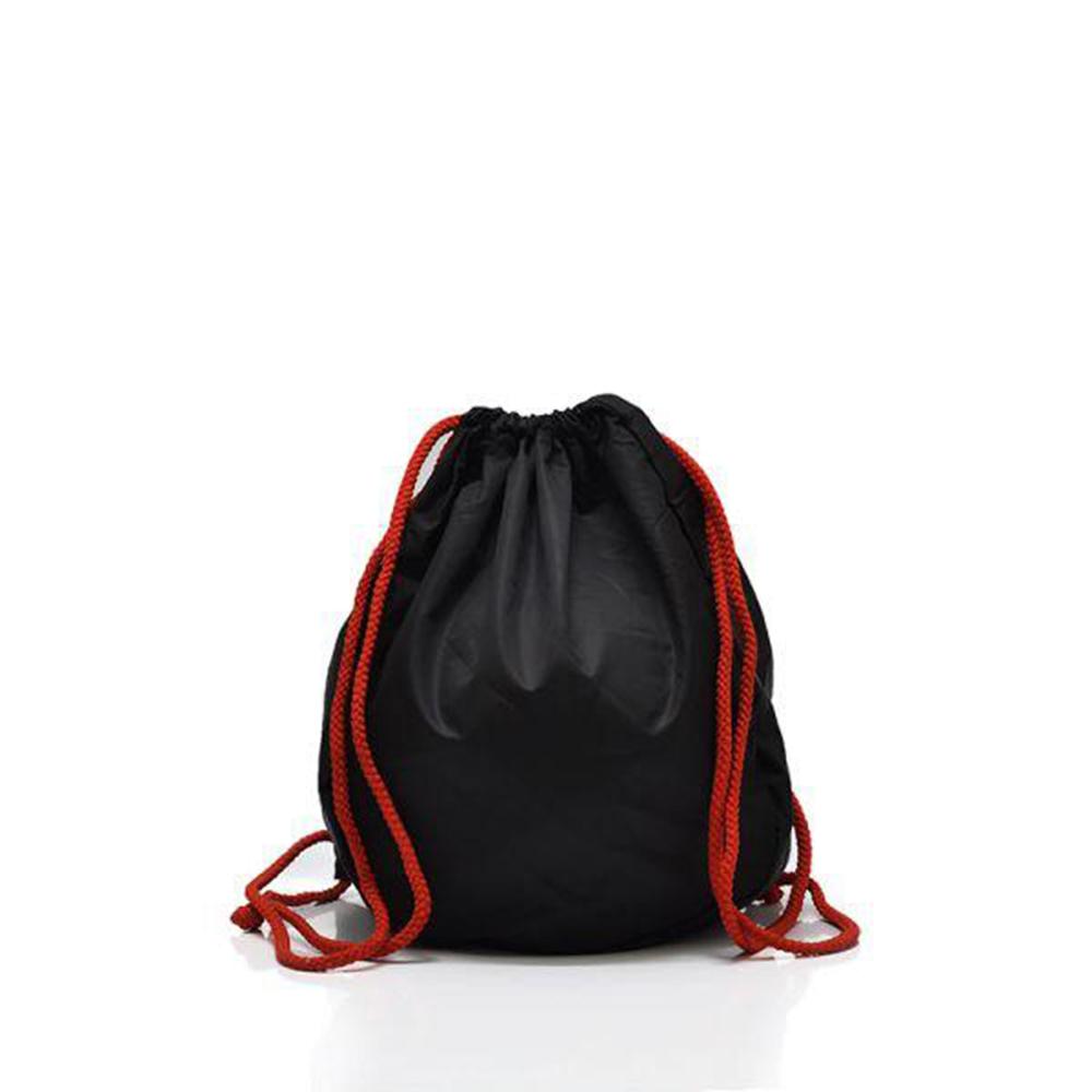 Mũ Bảo Hiểm Fullface Phượt Moto tem đẹp đỏ đen kèm sừng đỏ siêu chất