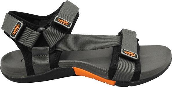 Giày Sandal Nam Vento NV4538 - Đen - Xám Size 41