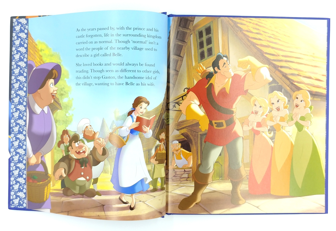 Disney Princess - Beauty and the Beast: Storytime Collection (Storytime Collection Disney)