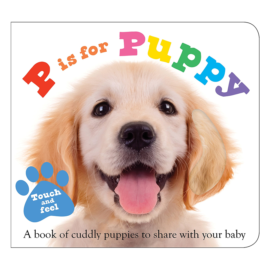 P is for Puppy