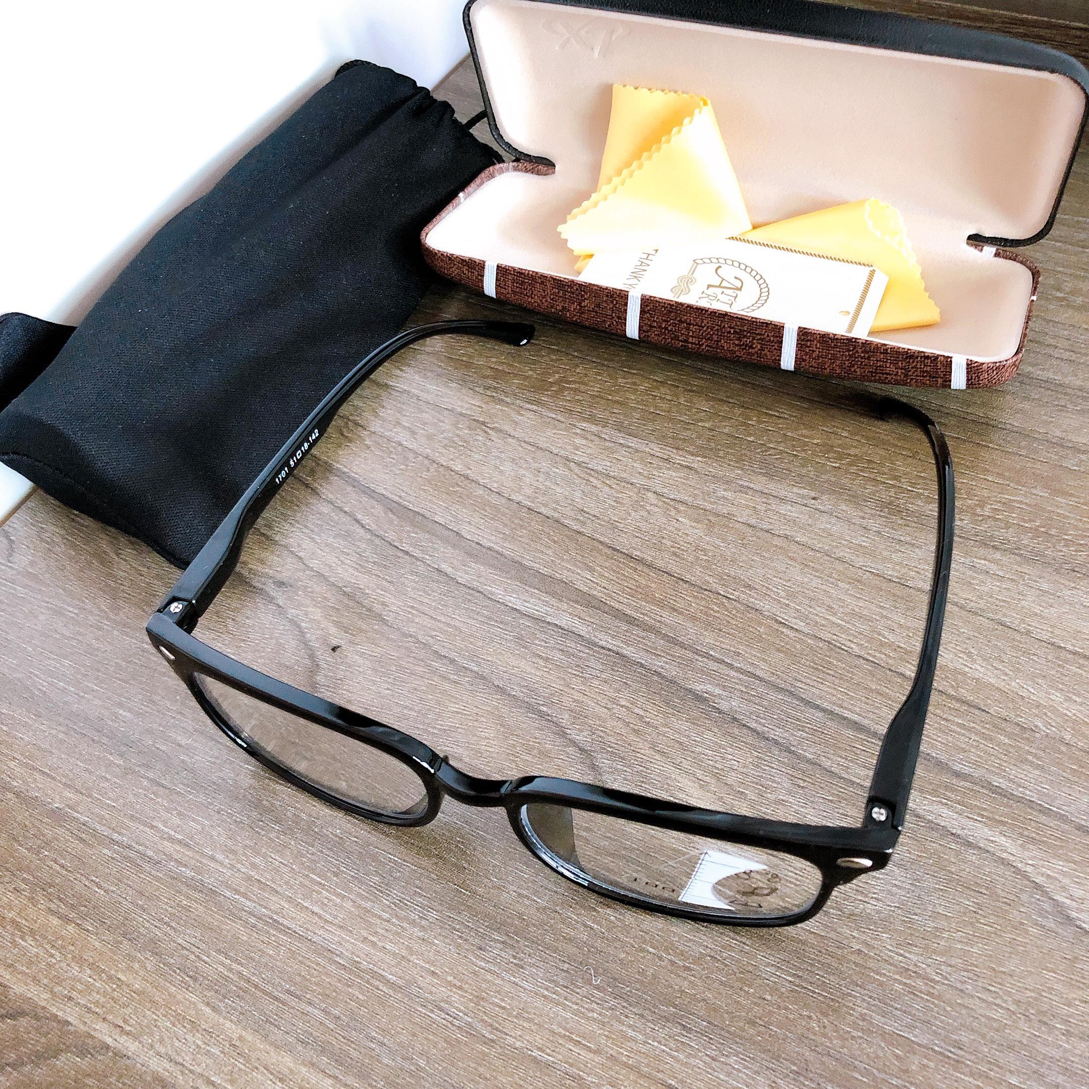Kính lão thị viễn thị đa tròng nhìn mọi khoảng cách cực tiện lợi DT01 cực sáng và sang