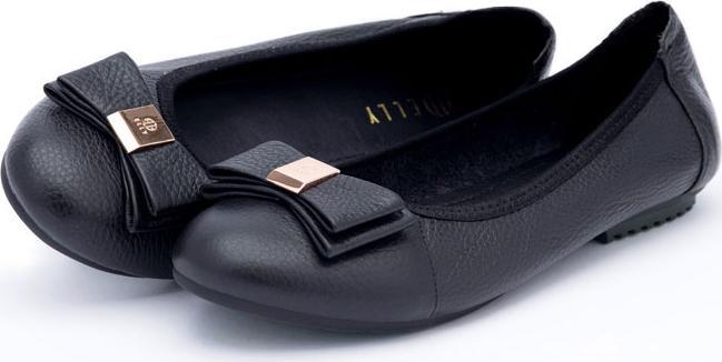 Giày nữ cao cấp da thật ELLY – EGT64