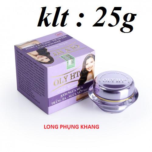 Kem Ngừa Mụn - Giảm Thâm - Trắng Da & Chống Nắng OLY HT ( HÀNG CHÍNH HÃNG )