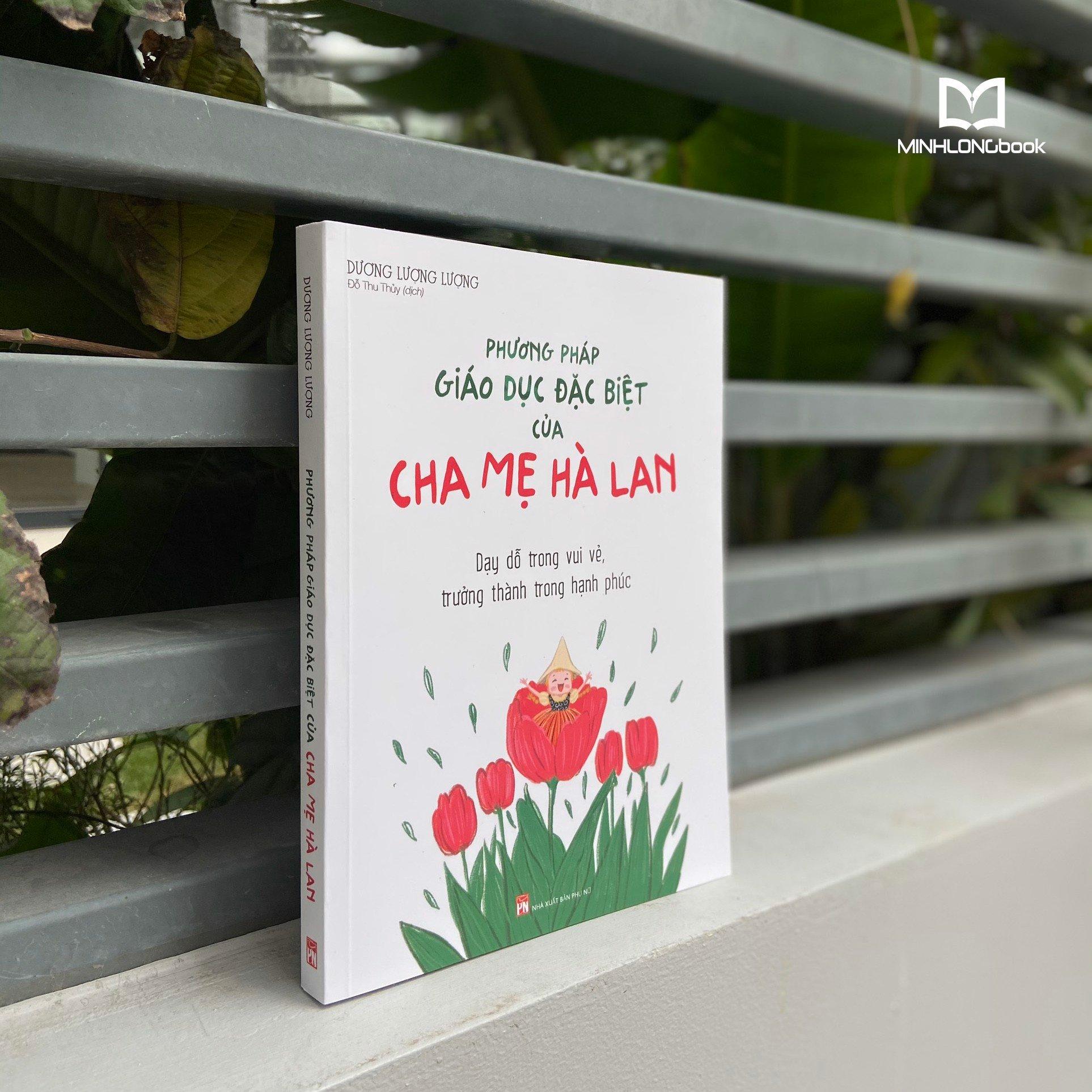 Sách:Phương Pháp Giáo Dục Đặc Biệt Của Cha Mẹ Hà Lan