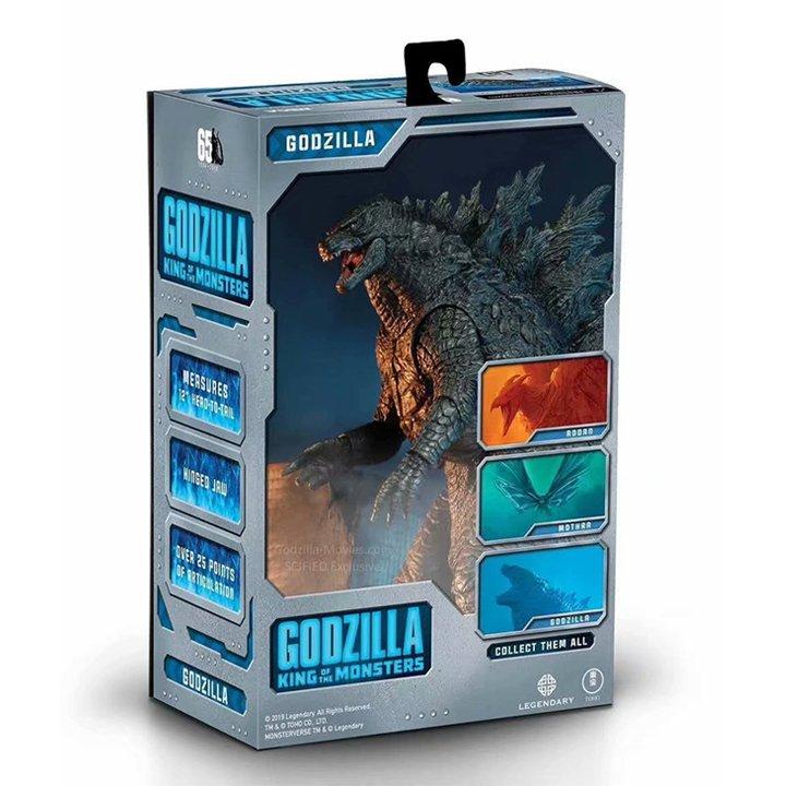 Đồ Chơi Godzilla King Of The Monsters. Từ Điện Ảnh Bước Ra Đời Thực Một Cách Sinh Động