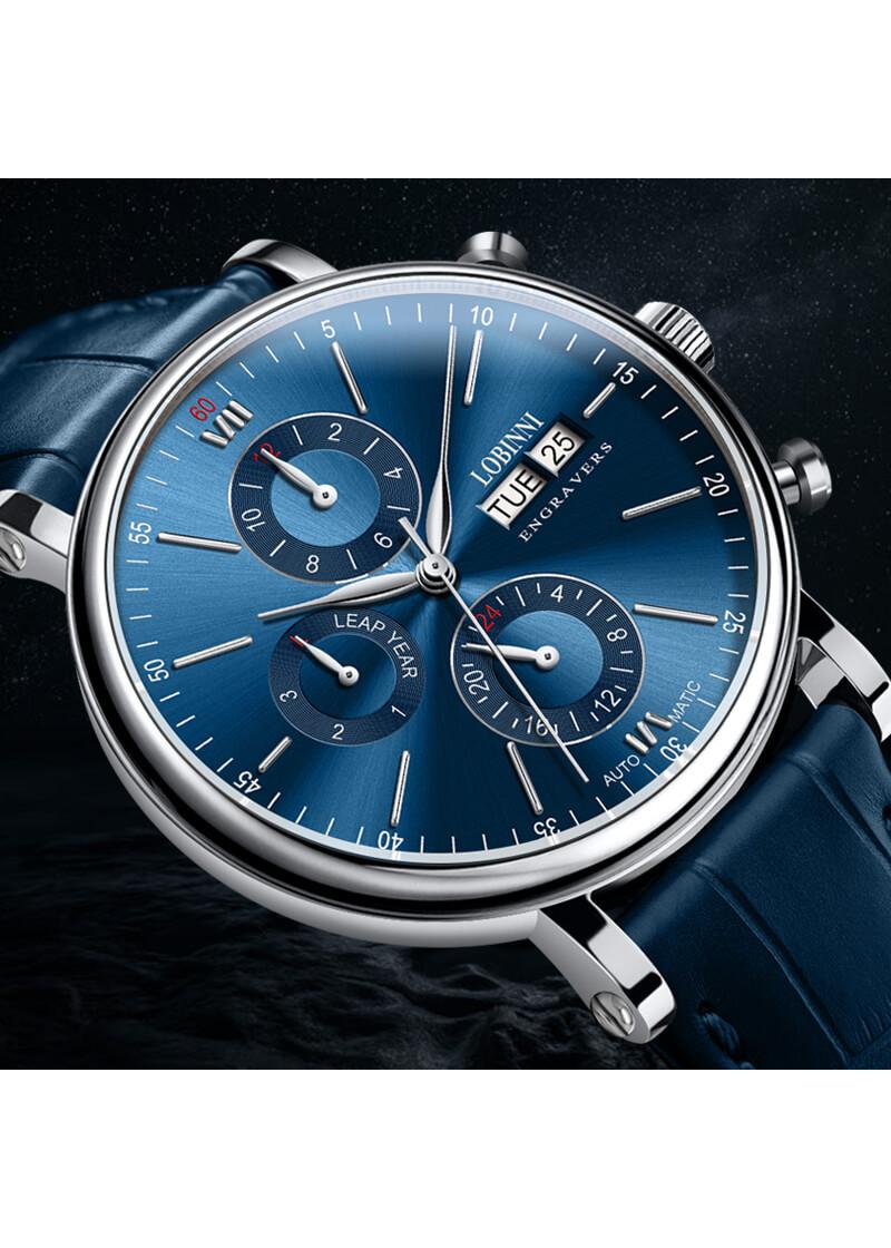 Đồng hồ nam chính hãng LOBINNI L13019-3