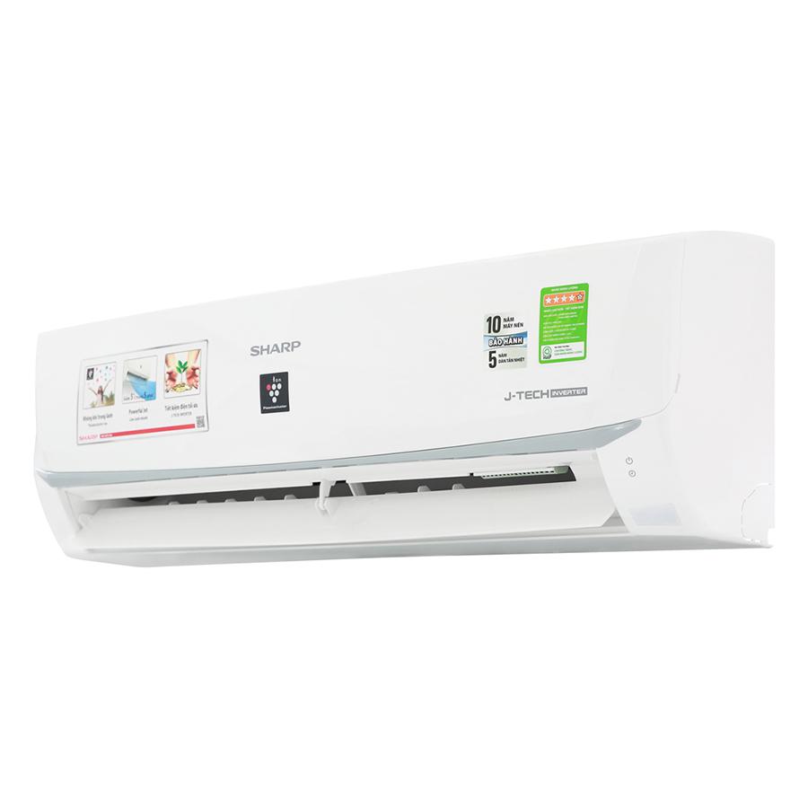 Máy Lạnh Sharp Inverter 2 HP AH-XP18WMW