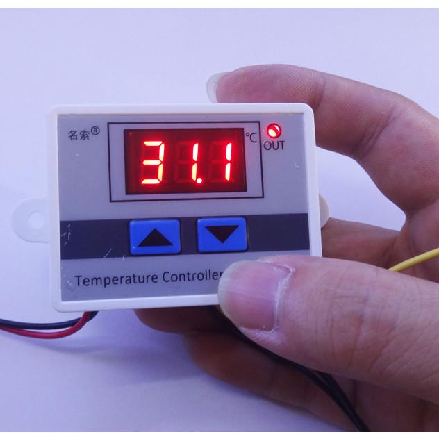 Cảm biến điều khiển nhiệt độ W3001-12VDC