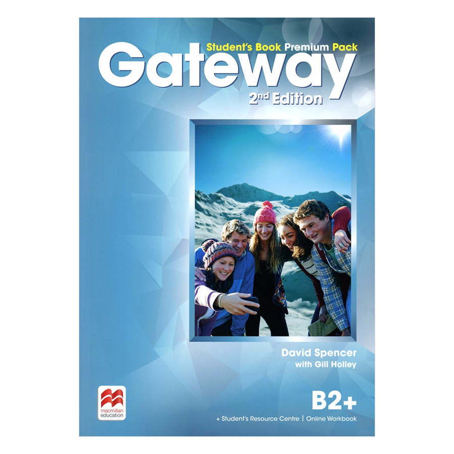 Gateway 2nd Ed B2+ Student Pack