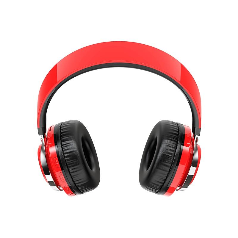 Tai Nghe Trùm Tai Bluetooth BOROFONE  BO8 Có Khe Cắm Thẻ Nhớ- hàng Chính hãng