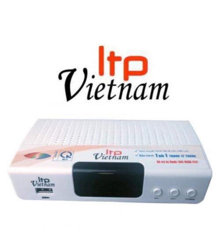Đầu Thu Truyền Hình Kỹ Thuật Số DVB T2 - Hàng Chính Hãng LTP Việt Nam