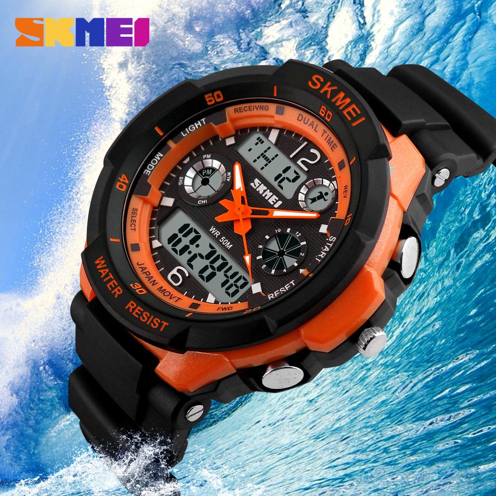 Đồng hồ đeo tay Skmei - 0931OG-Hàng Chính Hãng