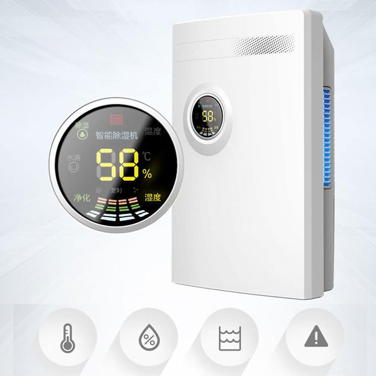 Máy hút ẩm và lọc không khí SM01