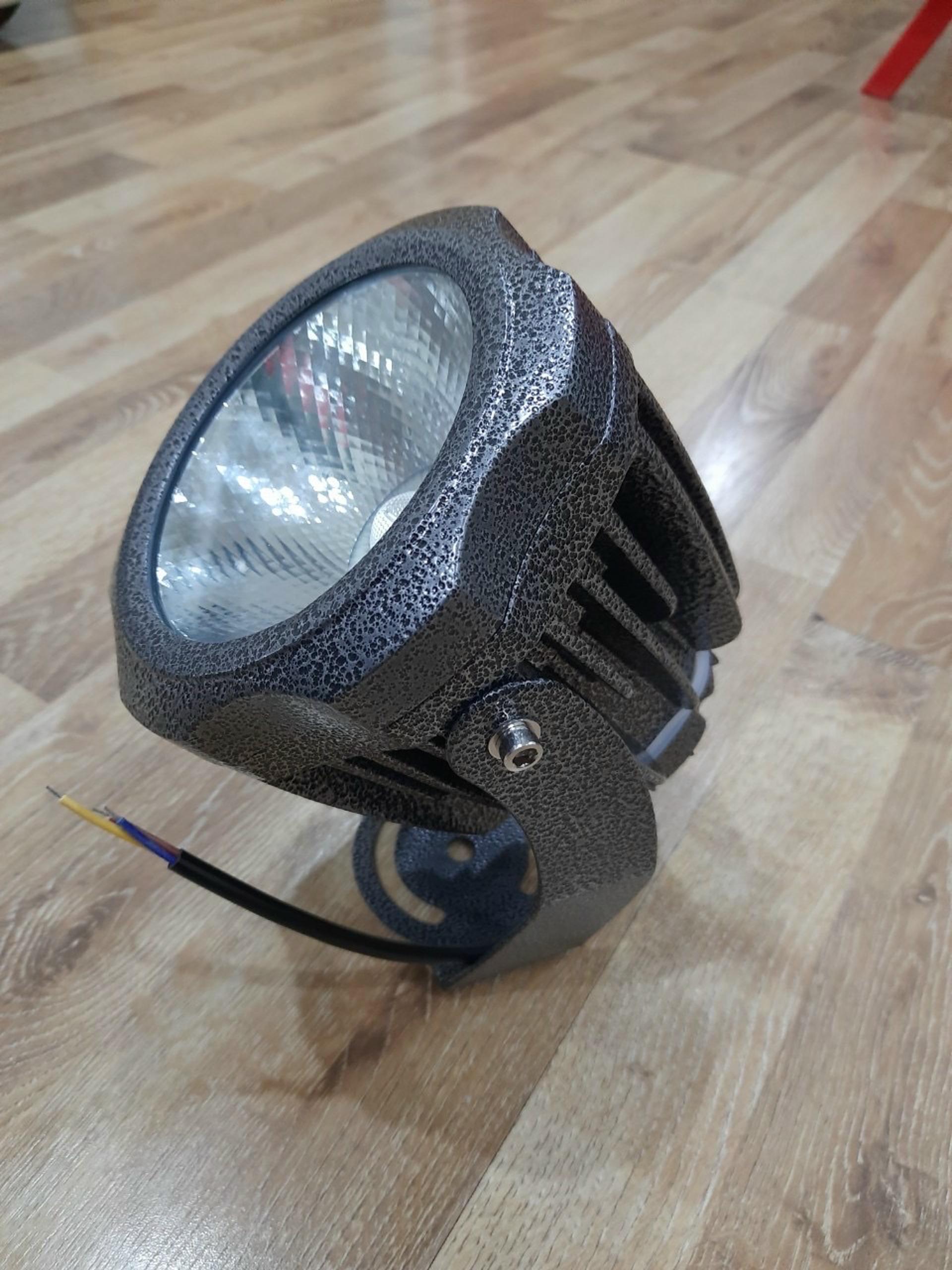 Đèn LED chiếu điểm ngoài trời IP65 GSCDN công suất 10W, 20W, 30W