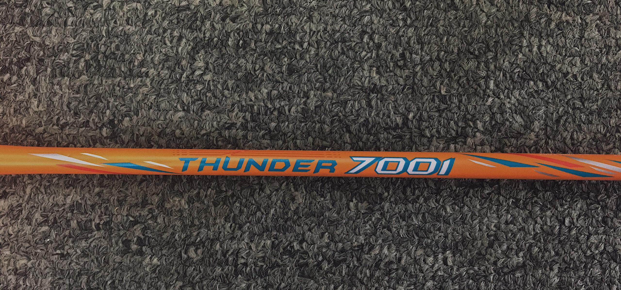 Vợt cầu lông Pro Kennex THUNDER 7001 ( Màu Cam )