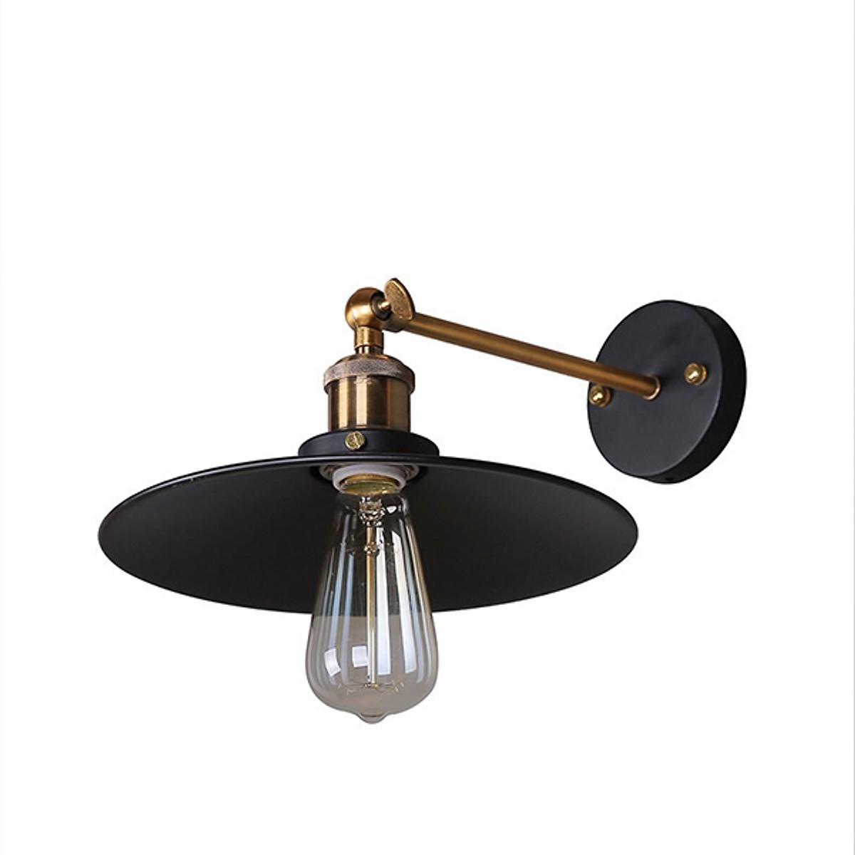 Đèn vách - đèn tường - đèn gắn tường - đèn cầu thang đui đồng cao cấp LOLIRA