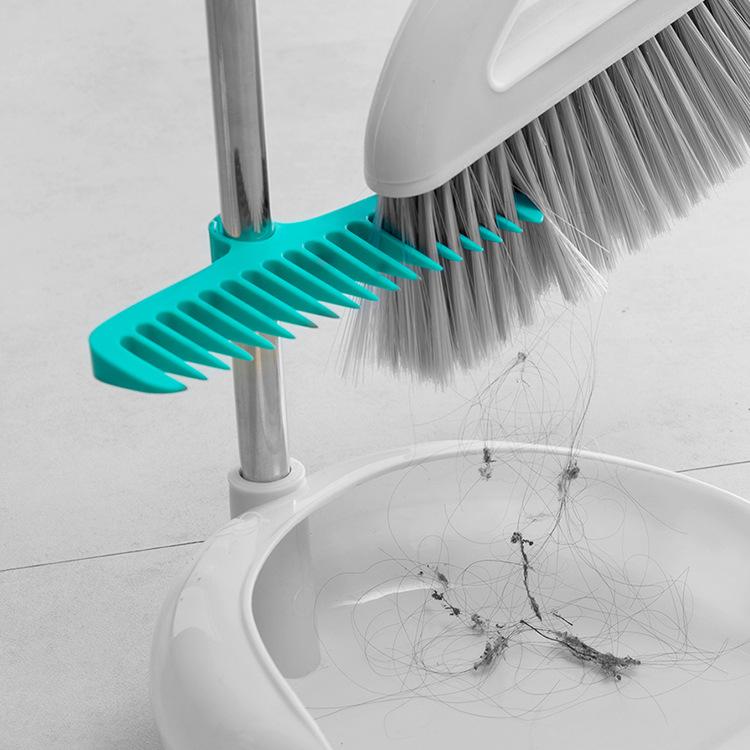 Lược gạt bụi bẩn cho chổi, dụng cụ vệ sinh - Giao màu ngẫu nhiên