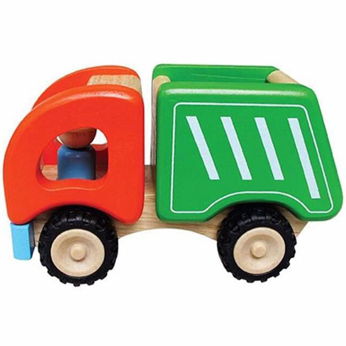 Xe Rác Mk - Đồ chơi gỗ