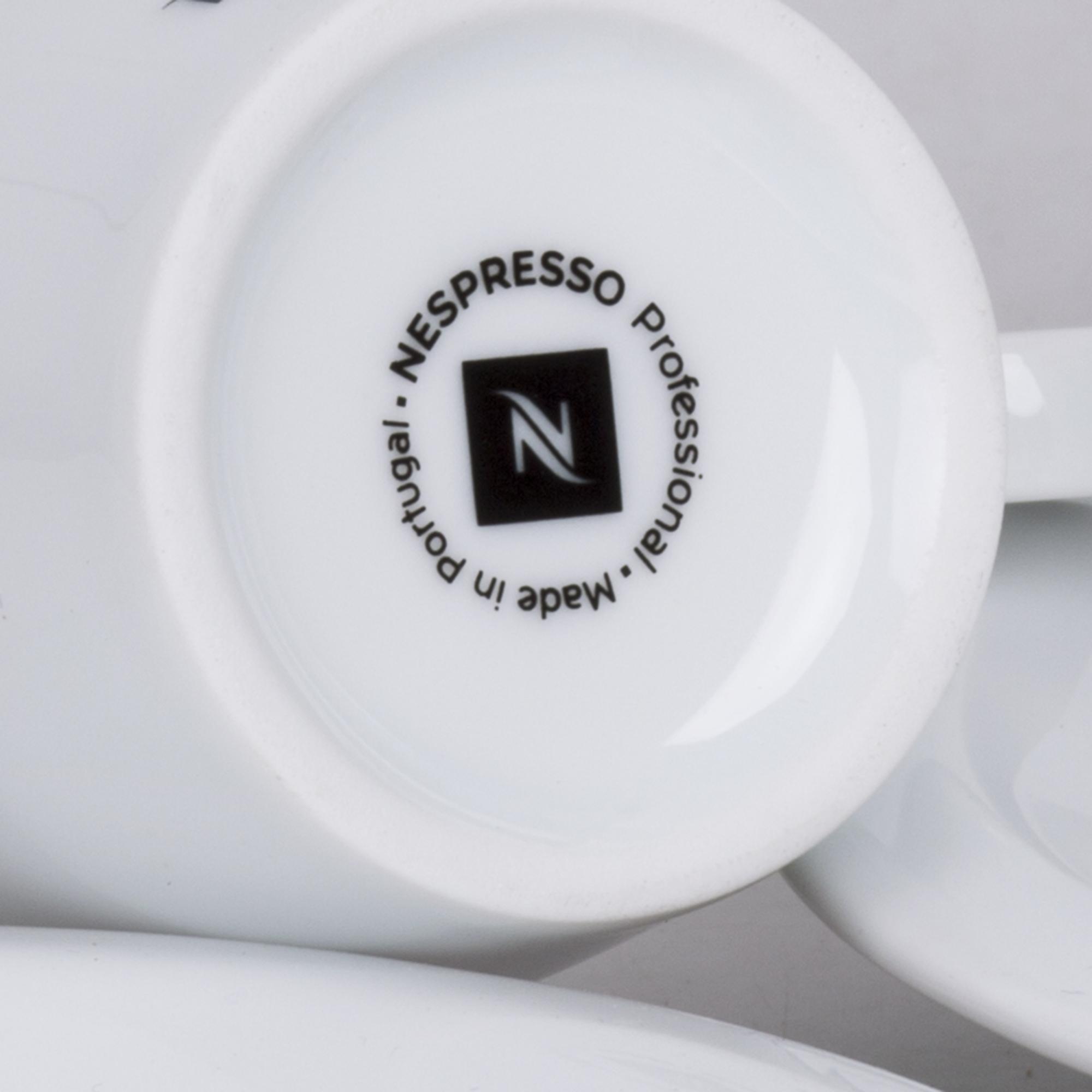 Ly Sứ (cốc) Uống Cà Phê Espresso Cup 1 shot,  color 75ml, cao cấp, sứ Nespresso