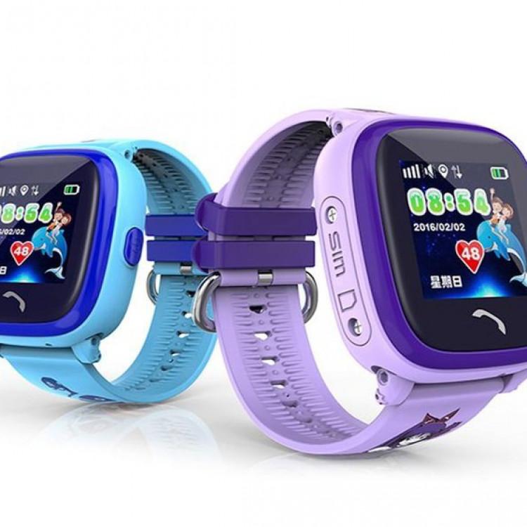 cài đặt đồng hồ định vị trẻ em
