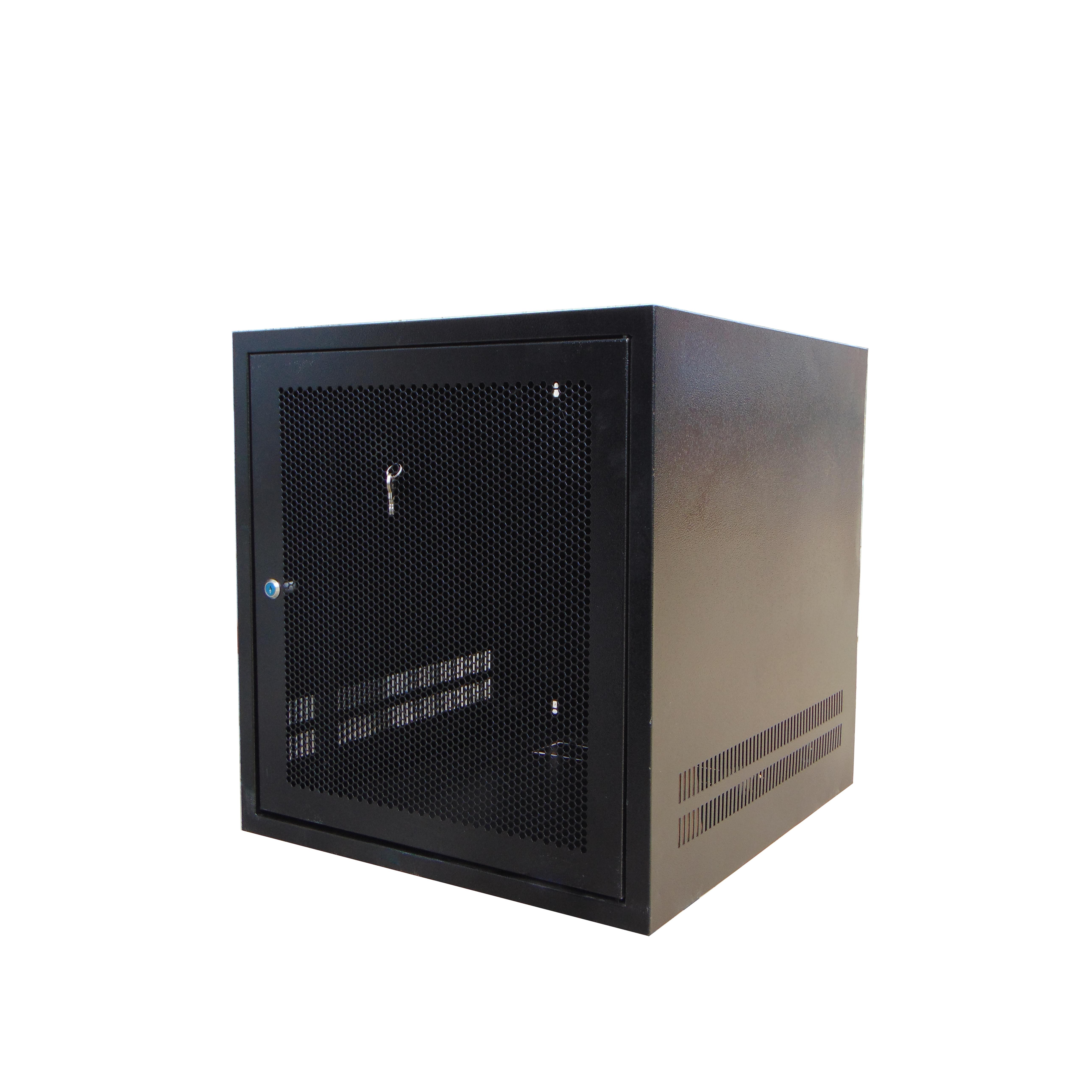 Tủ Mạng, Tủ Rack 10U Treo Tường Mẫu C- TMC RACK 19''
