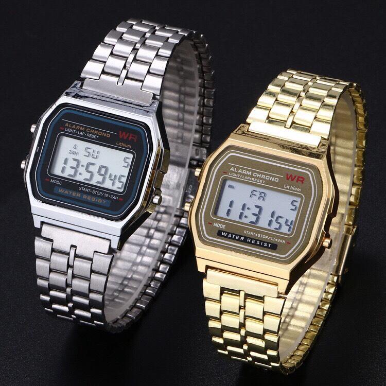 Đồng hồ đeo tay thời trang sinari nam nữ cực đẹp DH51